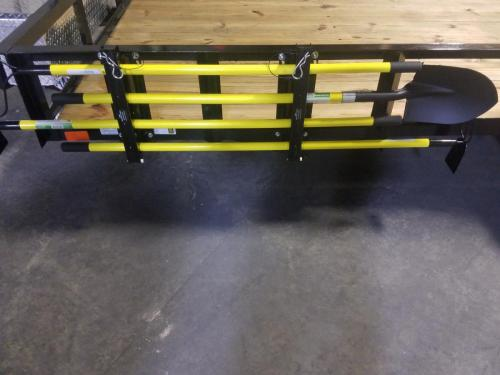 D Lock Tool Racks Jones Mfg