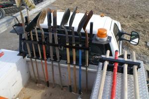 D Lock Tool Racks Jones Mfg